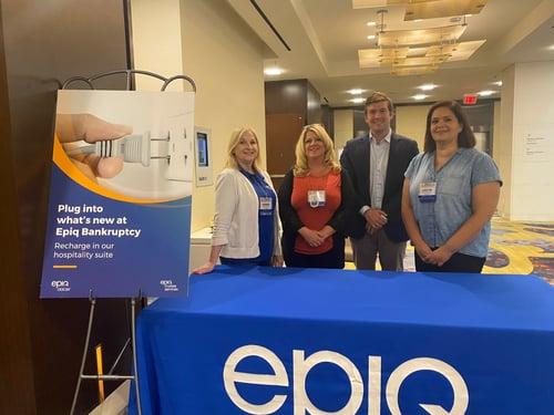 Epiq Bankruptcy team at NACTT 2021